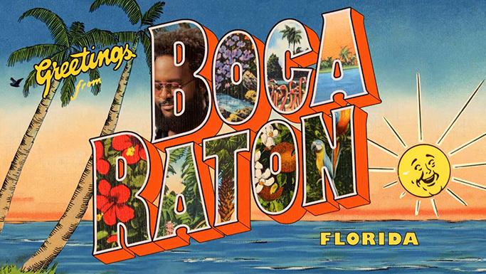 Boca Raton // Bas & A$AP Ferg