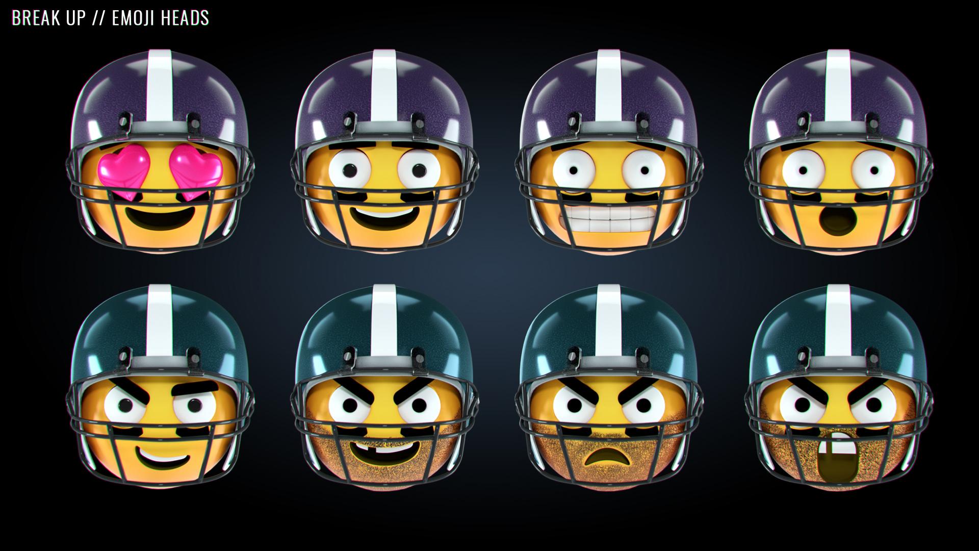 EmojiHeads